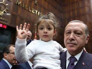 Erdoğan'a 'Tayyip Dede' molası