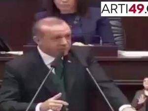 Erdoğan'dan siyaset dersleri