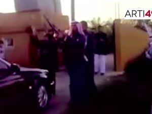 Kız istemeye giden Araplar