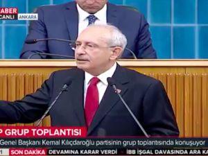 'Sıra geldi kutuyu açmaya' deyince, TRT yayını kesti