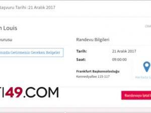 Amerikalılara hemen, Türklere 2 ay sonra