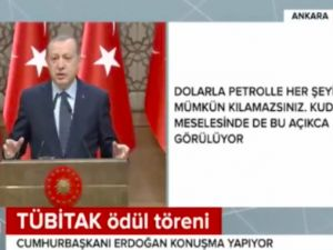 Erdoğan: İnternet tehlikesinden kurtulmamız lazım