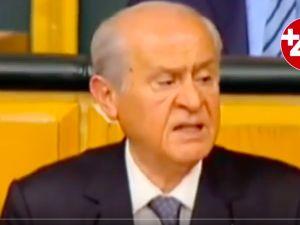 Bahçeli: Erdoğan'dan Cumhurbaşkanı olamaz