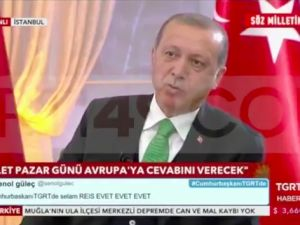 "Erdoğan, ""Ben bu görevdeyken Deniz Yücel iade edilmeyecek"" demişti"
