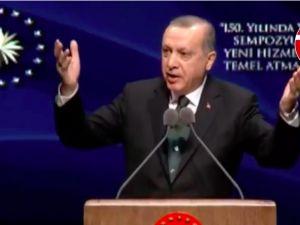 Erdoğan'dan 'adalet' çığlığı