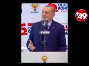 Erdoğan'dan Kılıçdaroğlu'na: Devletten aldığı maaş dışında tek kuruşu yok