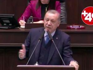 Erdoğan: OHAL'de bir tane fabrikada grev yok
