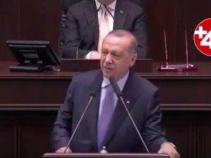 Erdoğan: Milletimiz 'Tamam' derse, bir kenara çekiliriz