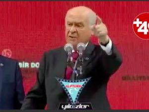 Bahçeli: AKP'li milletvekili adayları, kendinize dikkat edin