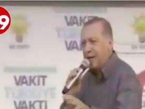 Erdoğan: Millet Bahçesi'nde yatıp yuvarlanacaksınız
