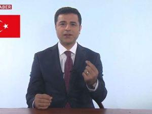 Selahattin Demirtaş TRT konuşması