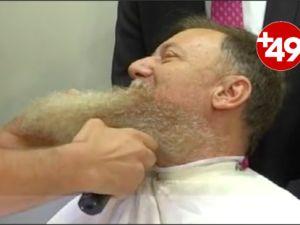 OHAL bitti, sakallar gitti