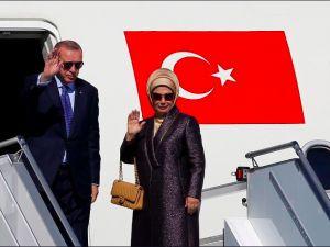 Emine Erdoğan 35 bin liralık çanta taktı