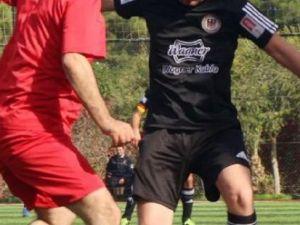 Türk ve Alman dostluk maçı