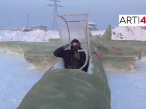 Kardan F-35 yapıp bakana hediye etti