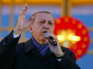 Erdoğan'dan, Kürdistan açıklaması