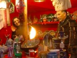 Dünyaca ünlü Nürnberg Noel Pazarı açıldı
