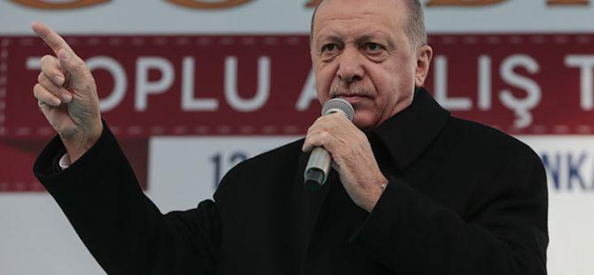 Erdoğan: Artık burası İslambol'dur