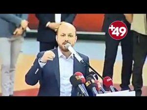 Bilal Erdoğan:  İsrail Türkiye'den neden korkuyor biliyor musunuz?