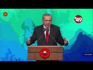 Erdoğan: Doğum kontrolünü doğru bulmuyorum