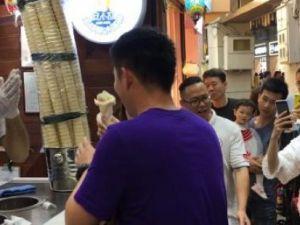 Çinliler, Maraş dondurması işine de girdi