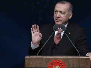 Erdoğan: Suriyelilere 300 m² evler yapsak...