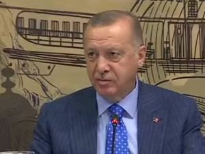 Erdoğan, Merkel görüşmesi: Nein, nein. Ne nein'ı?