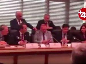 TBMM Anayasa Komisyonu'nda IŞİD videosu tartışması