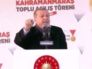Erdoğan: Bu sistemi şahsım için isteyecek kadar karaktersiz değilim